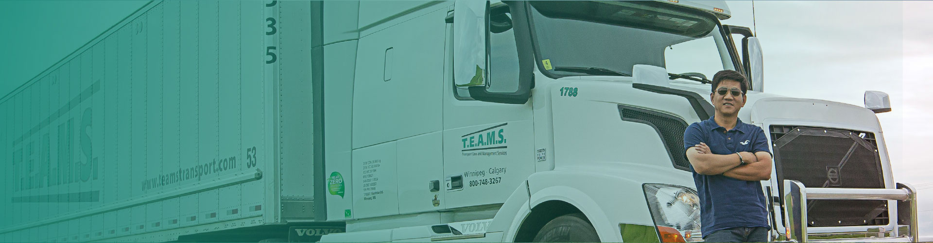 Careers - Truck Drivers - Owner Operators | T E A M S Transport
