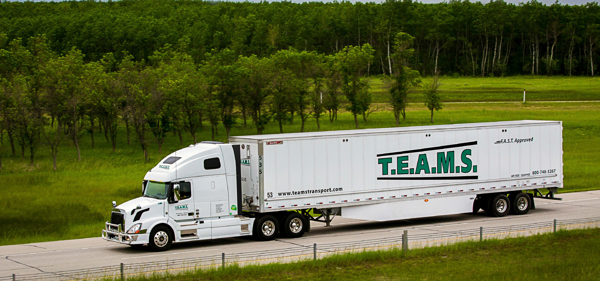 Trucking Jobs Calgary >> Trucking Transportation Logistics T E A M S Transport